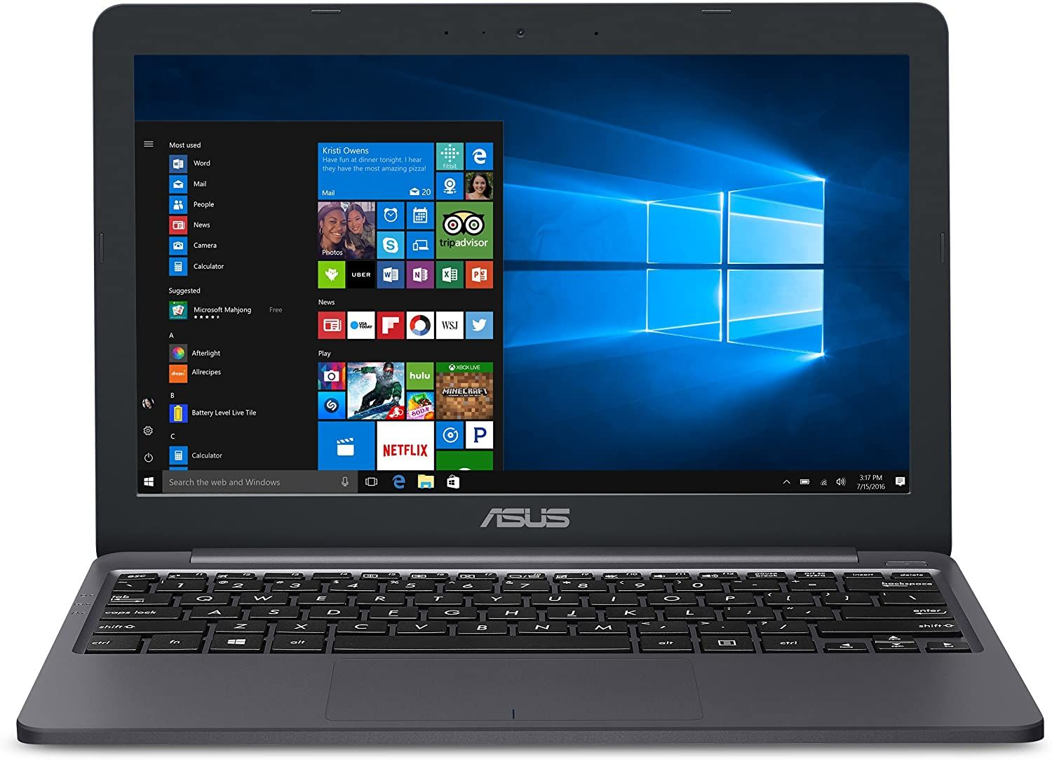 Asus Vivobook L203ma Laptop 11 6 Hd Display Intel Celeron Dual Core Cpu 4gb Ram 64gb Storage In 2020 Asus Laptop Best Laptops Touch Screen Laptop
