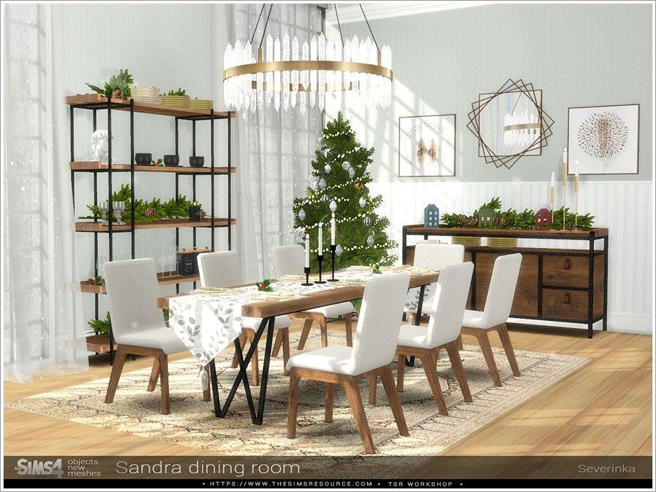 Severinka_'s Sandra dining room