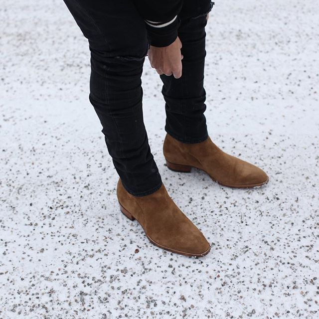 80317aabe1 YSL Boots // PREACHER STYLES | dress guide | Mens fashion:__cat__ ...