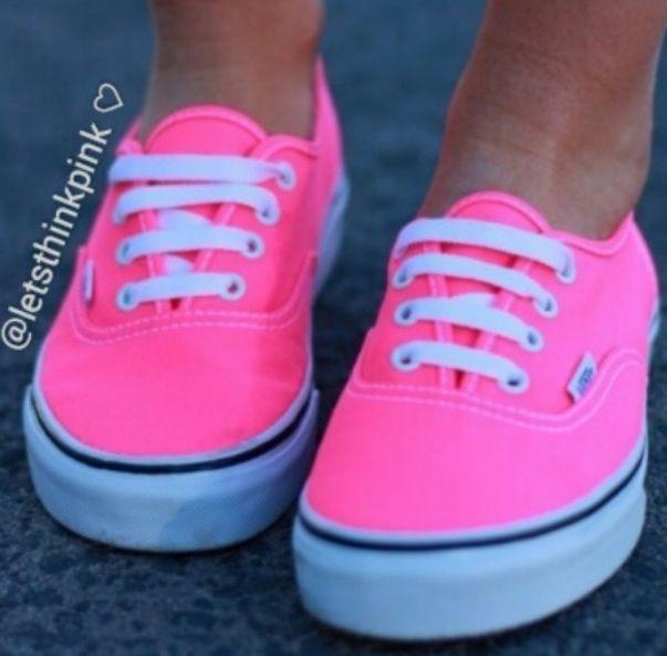 Pink vans, Pink sneakers, Shoes