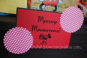 Printable Birthday Decorations Free ~ Director jewels: mickey mouse clubhouse birthday party decorations