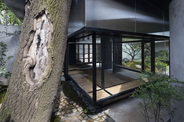 DAILYAROS — Tea House in Li Garden / Atelier Deshaus