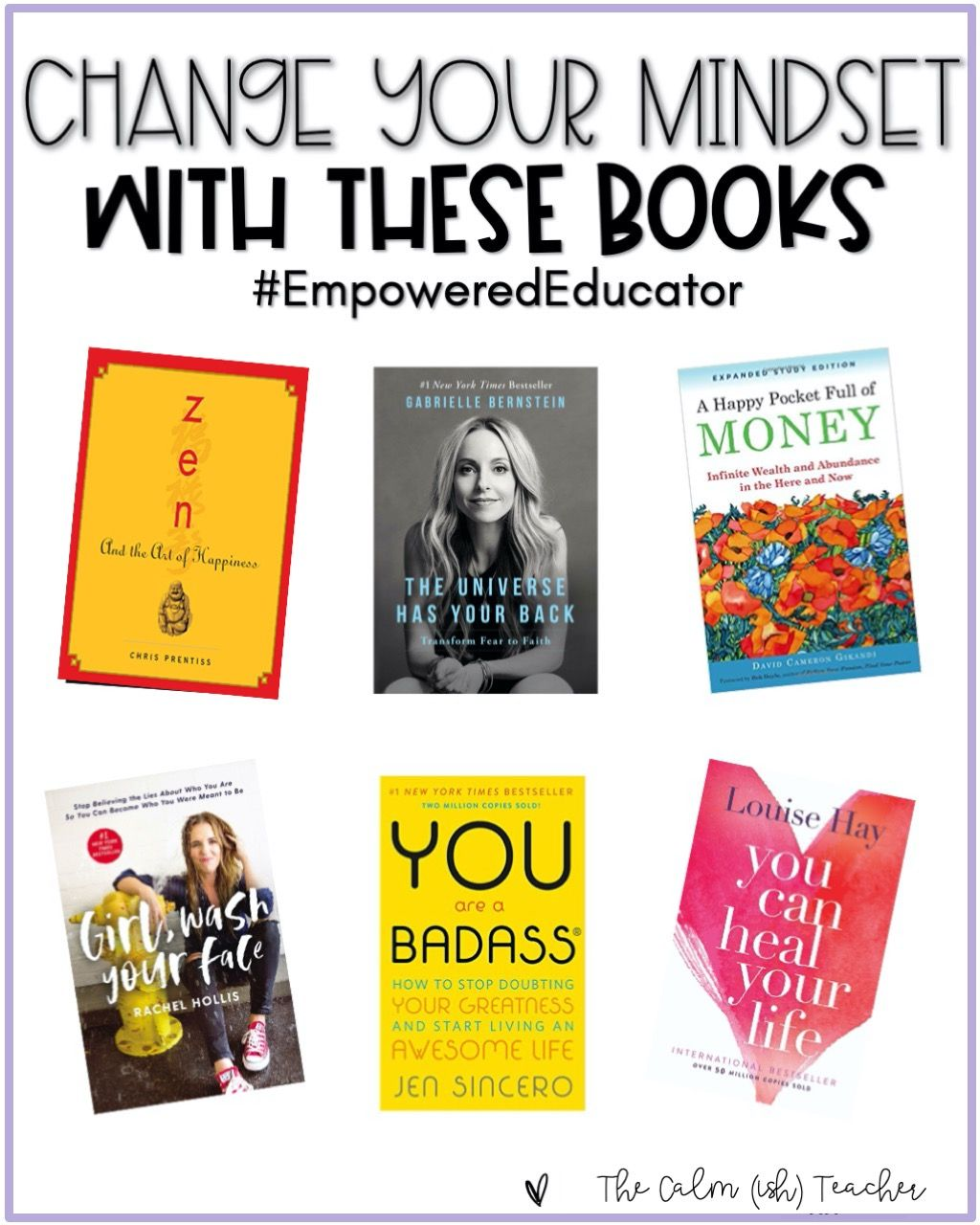 Change Your Mindset With These Books
