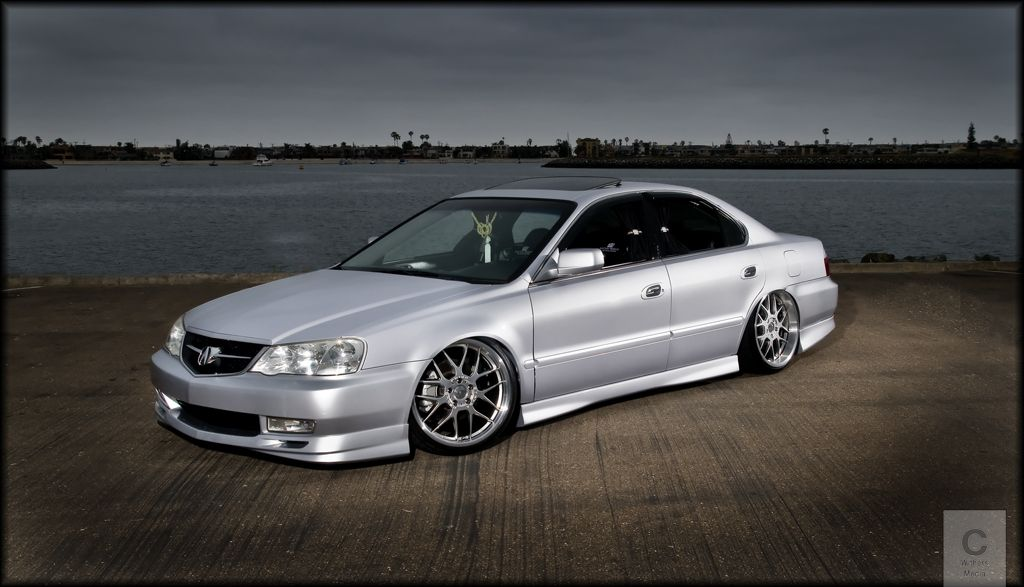 Custom Acura With Wheels Tl S 2002 Stance Nation Form Function