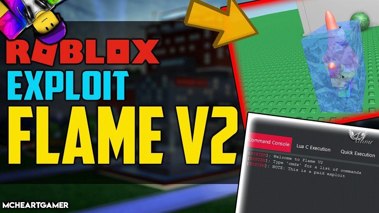 ROBLOX Exploit & Hack   FLAME V2   LEVEL 7   LUA C, Clone