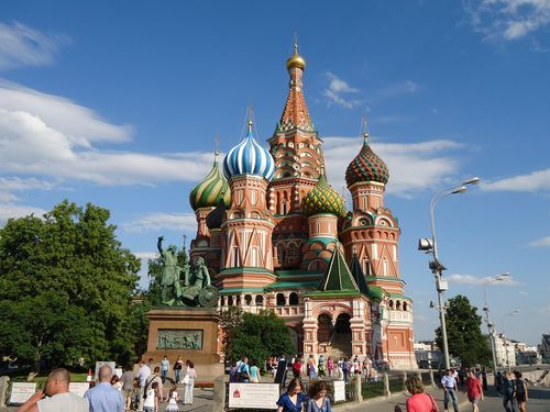 100 Most Famous Landmarks Around the World – Interior ...  |Names Famous Russian Landmarks