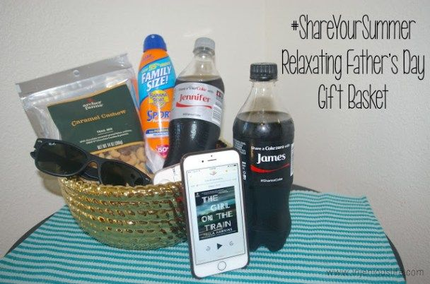 Relaxing Father's Day Gift Basket - Tutorial | injeniouslife