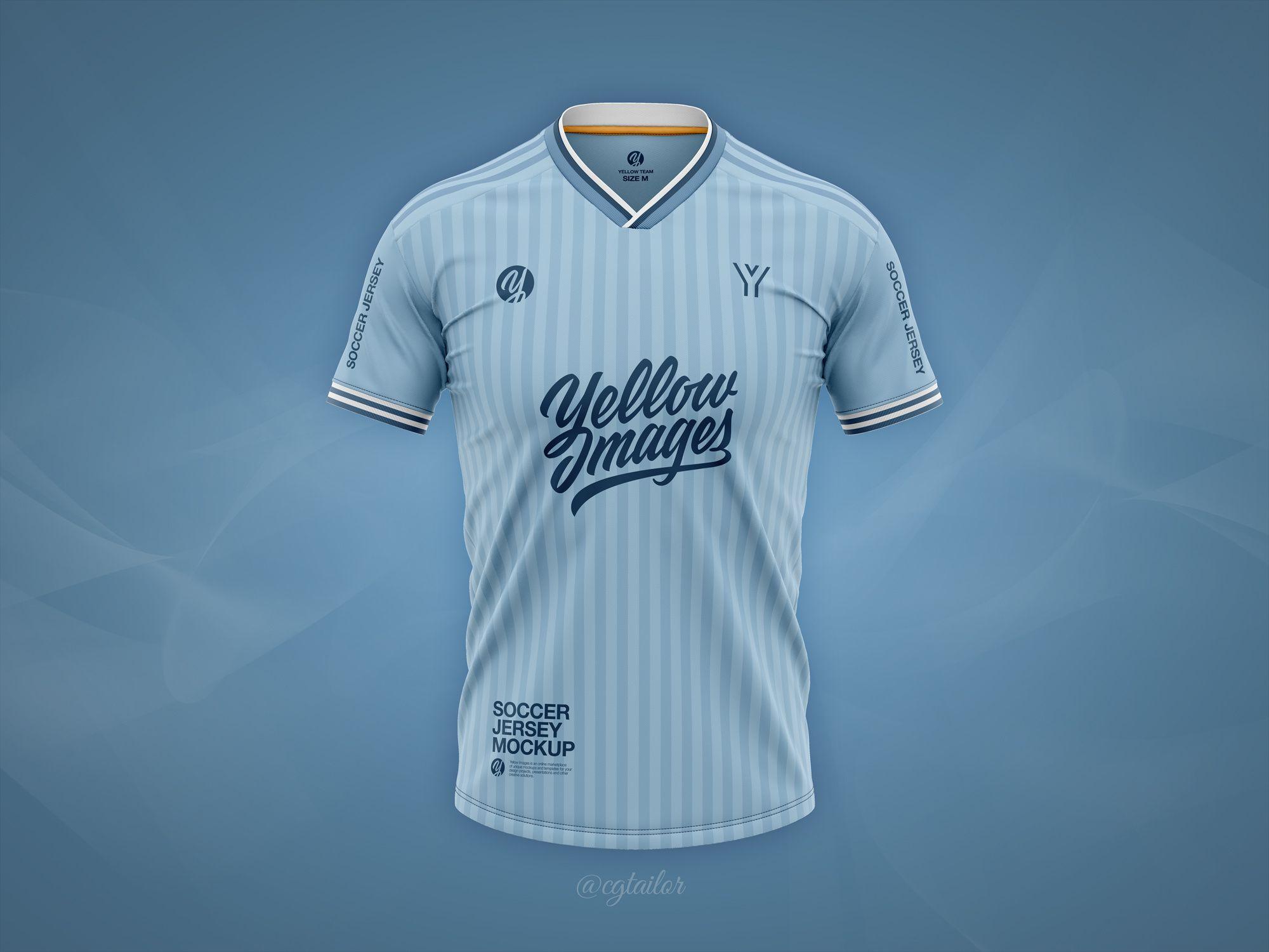 Download Football Jersey Mockup 2019 2020 Season T Shirt Design Template Clothing Mockup Shirt Mockup