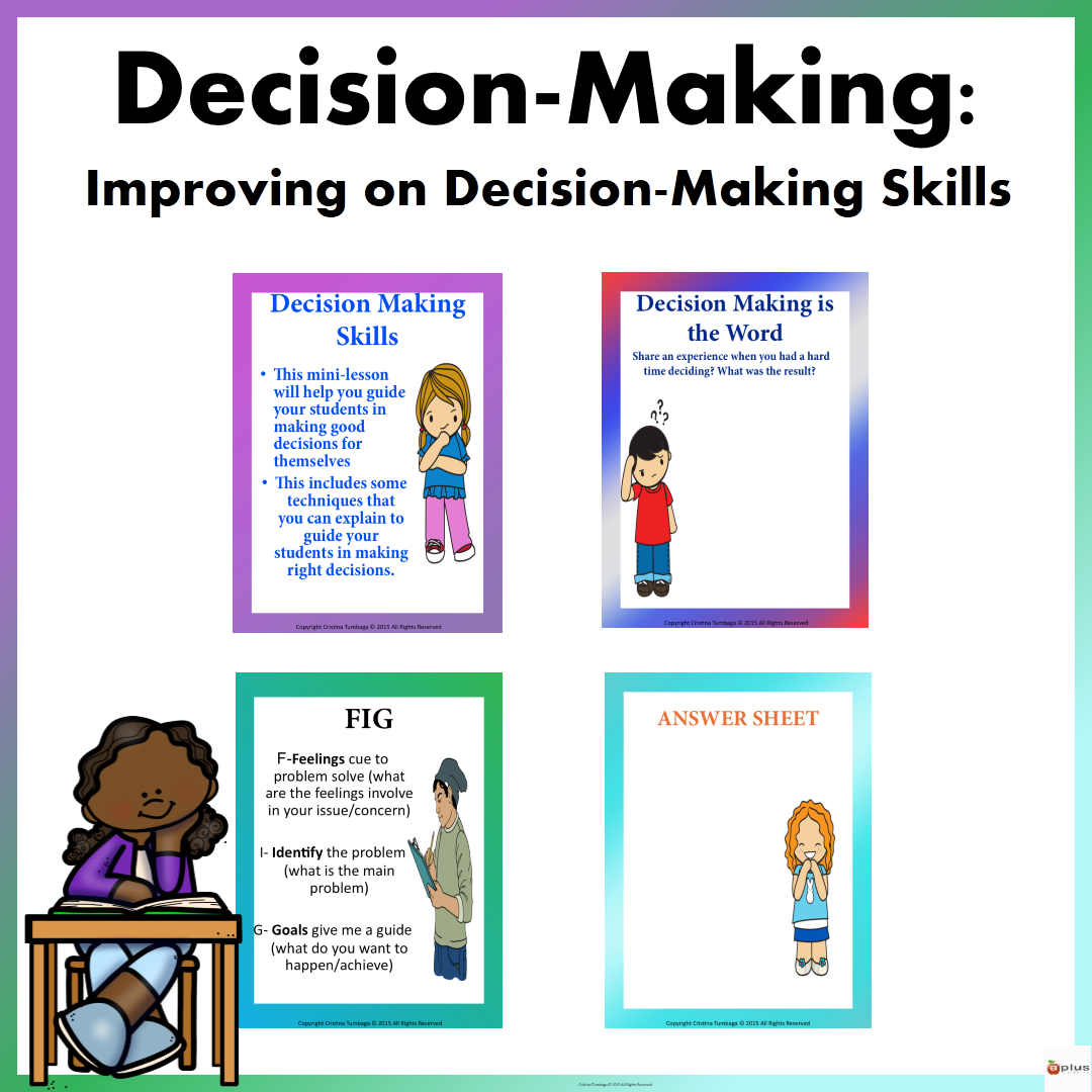 Decision Making Improving On Decision Making Skills
