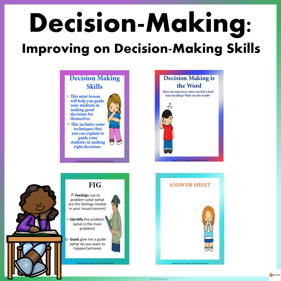Decision Making Improving On Decision Making Skills