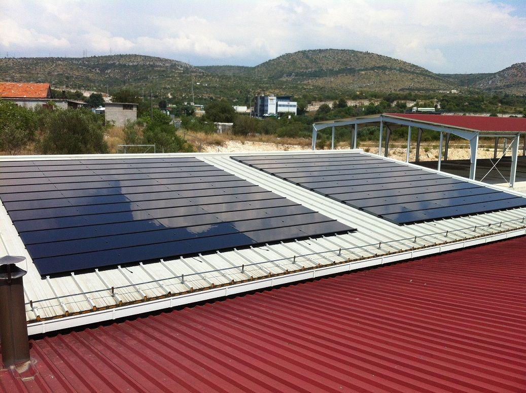 Building Integrated Solar PV Spirit Solar Reading