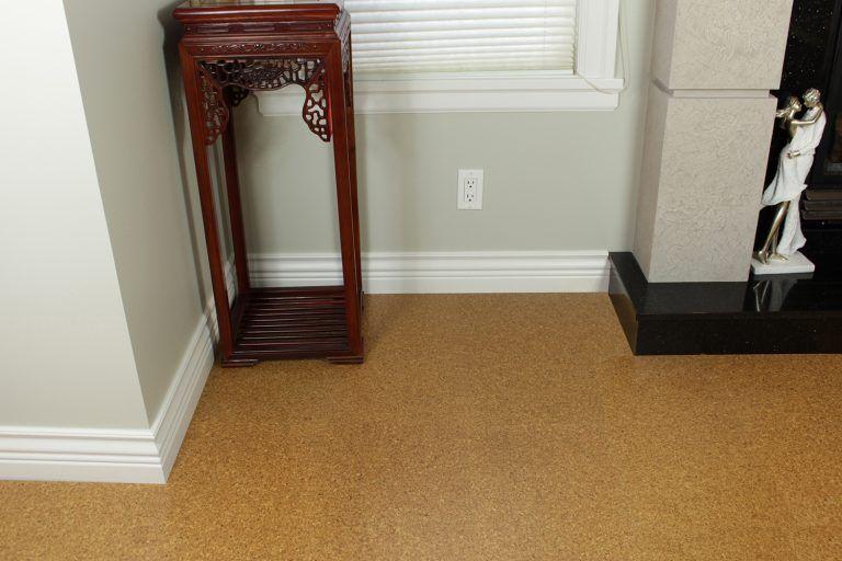 best basement flooring options cork Basement flooring