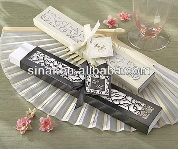 Wedding Silk Fan Bamboo Fans Souvenir