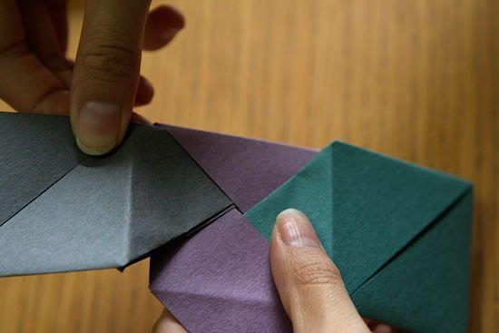 Photo of Schritt-für-Schritt-Origami-Box-Origami-Box-12