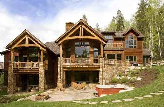 Dreams Of Sundance. Log Cabin ...