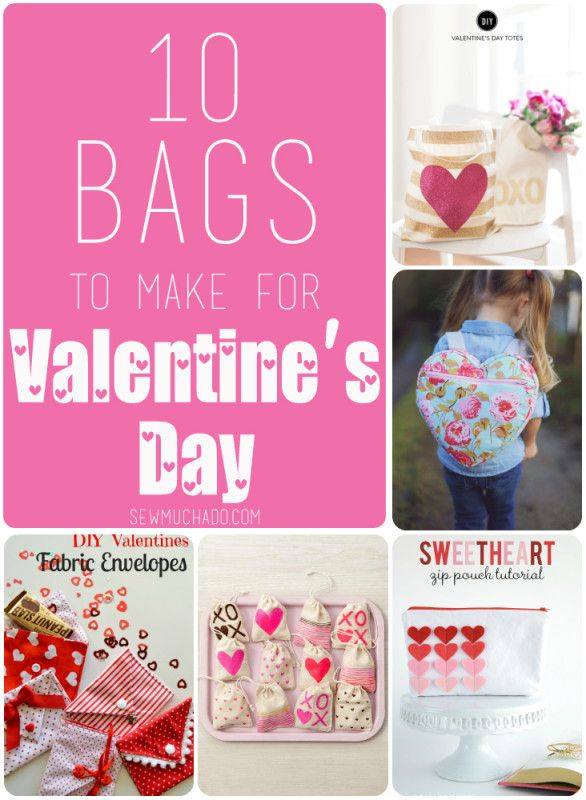 bags to make for valentine's day