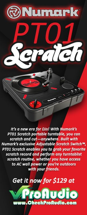 Get the best prices on top brands, like this Numark PT01