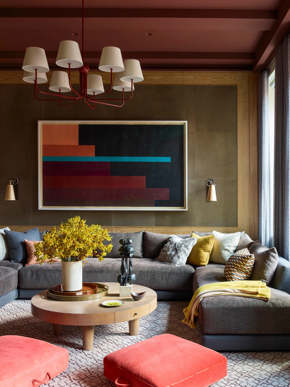 Bringing The Living Room To Life In 2020 Elle Decor Living