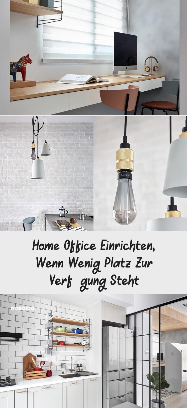 Home Office Einrichten, Wenn Wenig Platz Zur Verfügung Steht - DE