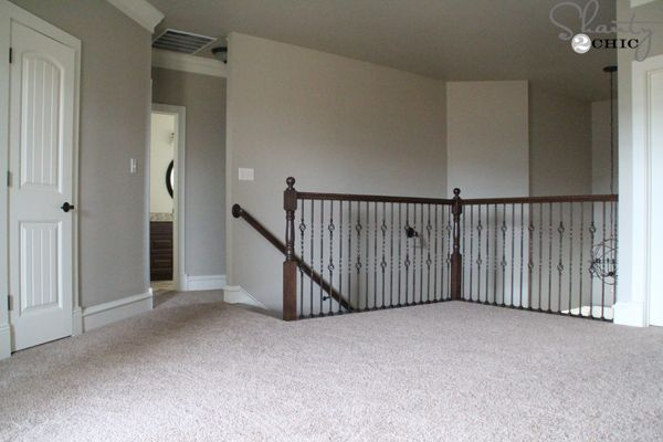 A stair carpet can protect steps from day to day foot traffic and prevent slips and falls. My Carpet Selection - House Update | Updating house