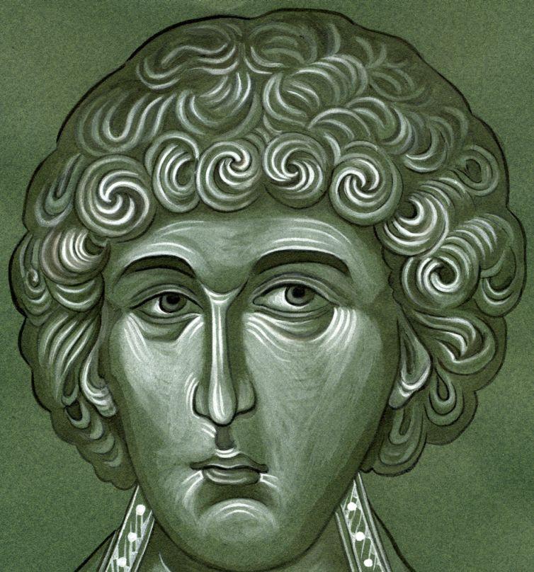 Arhimandritul Zenon #greekstatue