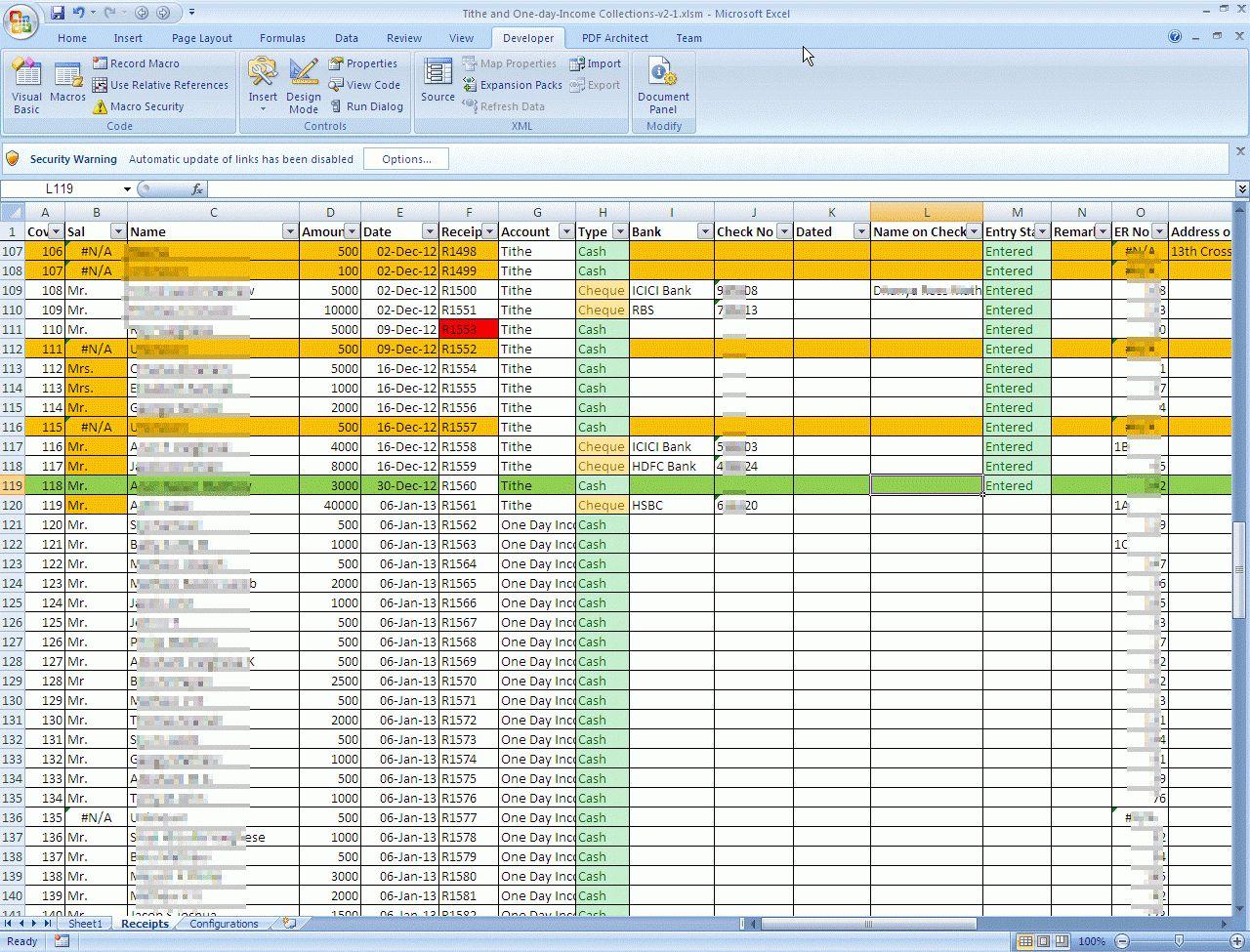 Pin On Spreadsheet