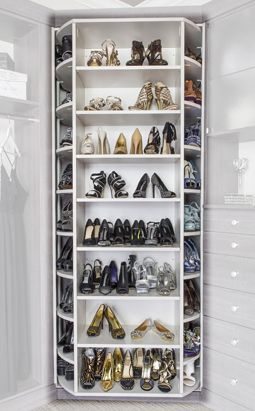 Amazing Shoe Storage Cabinet 360 Organizer By Lazy Lee Closet Remodel Closet Designs Closet Design