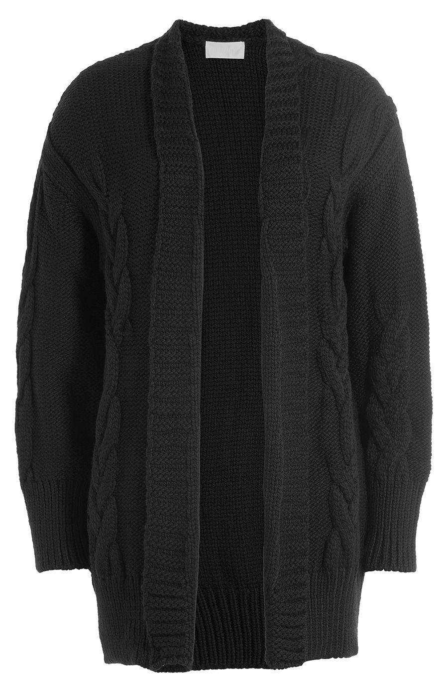 DKNY Merino Wool Cardigan. #dkny #cloth #cardigan   Dkny ...