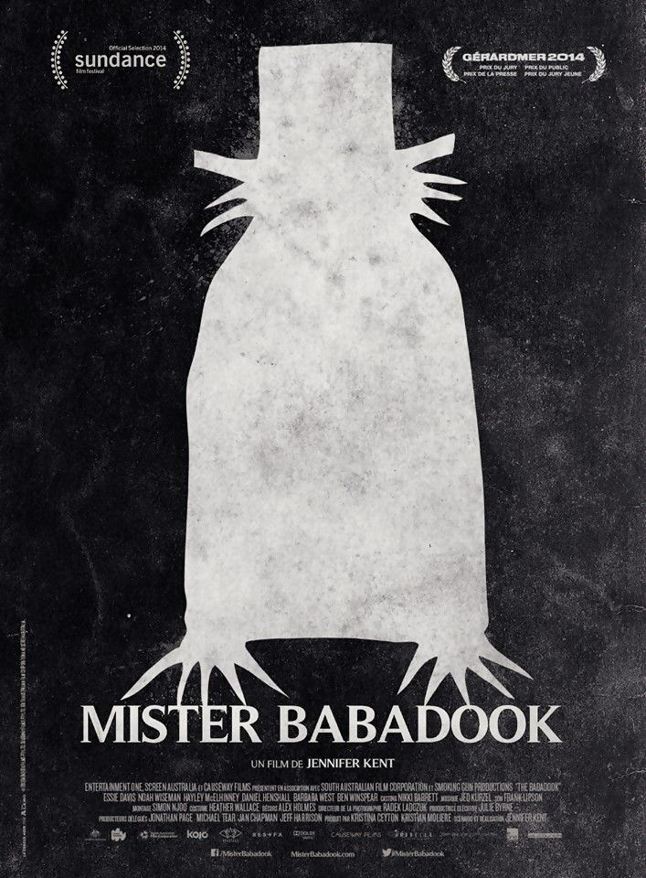 Mister Babadook O Libros