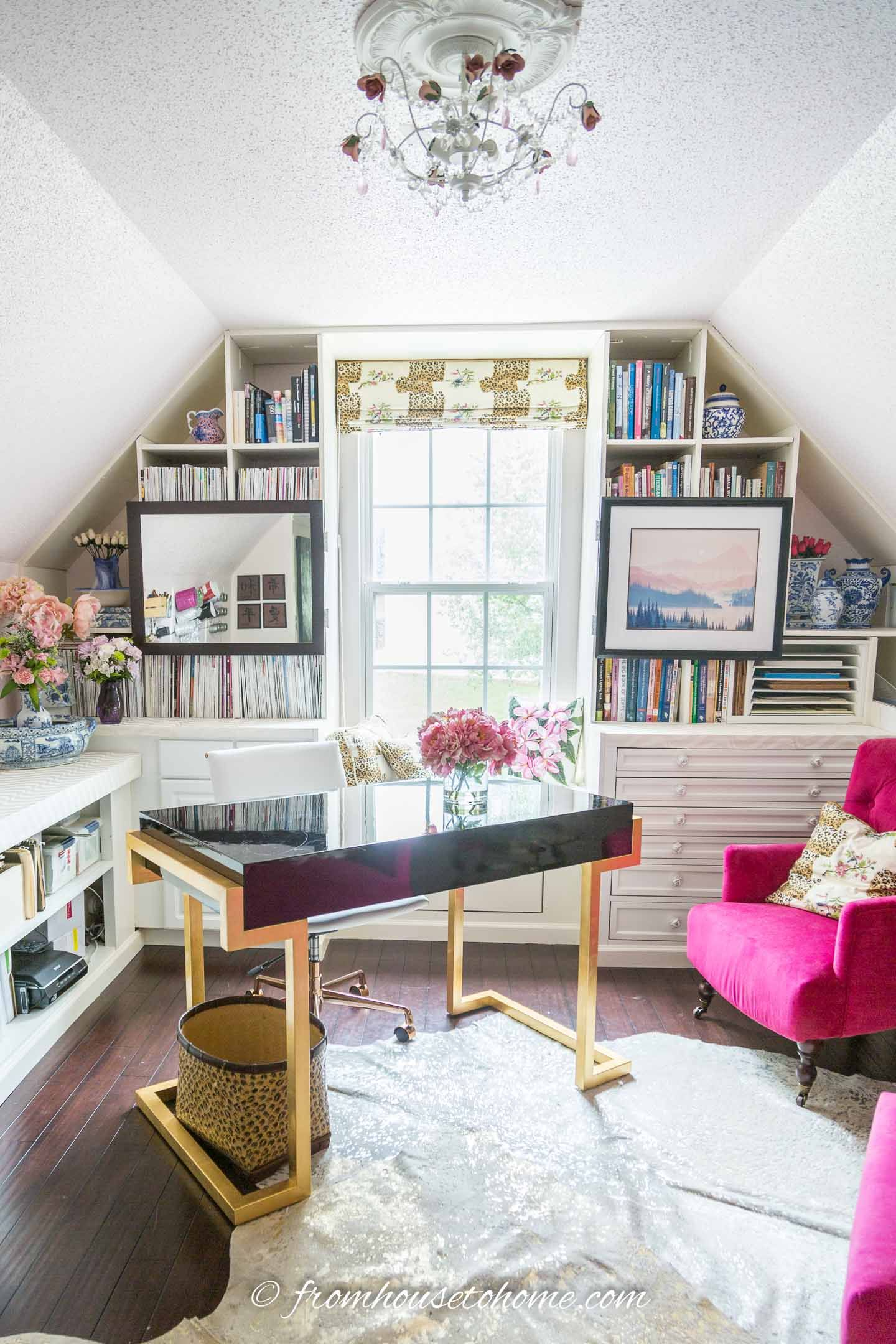 Cozy Reading Room Ideas: 15 Creative Small Home Library ...