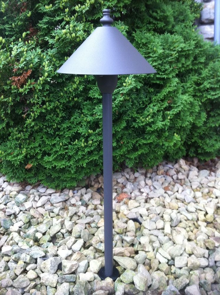Led Outdoor Low Voltage Landscape Path Light Scorpius Cast
