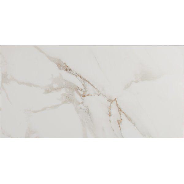 Pietra 12 X 24 Porcelain Stone Look Wall Floor Tile Porcelain Flooring Carrara Tile Floor