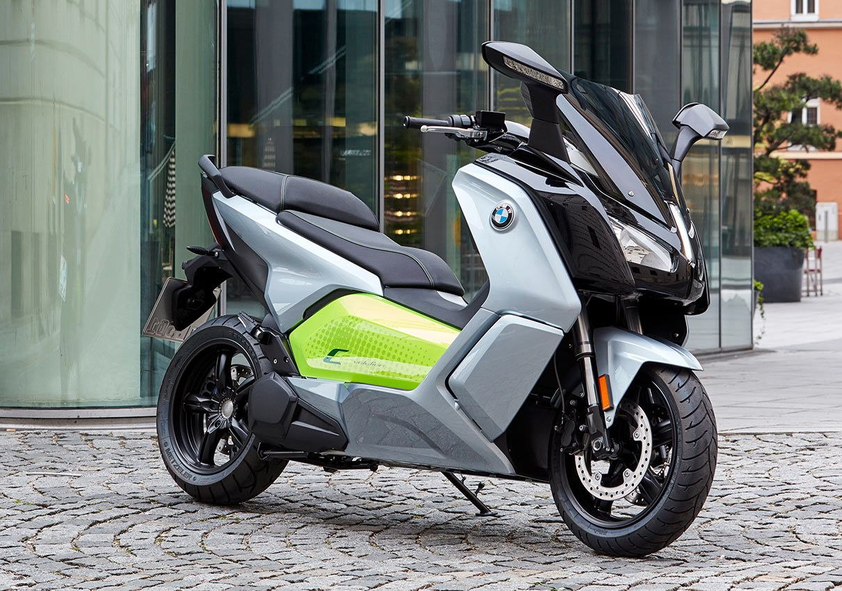 bmw c evolution a1 et long range pour 2017 scooters lectriques electric scooters. Black Bedroom Furniture Sets. Home Design Ideas