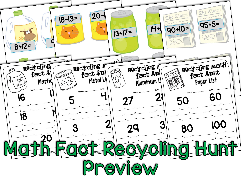 Earth Day Activities For Kindergarten First Grade