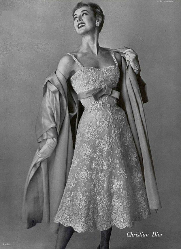 1955 Christian Dior ❤