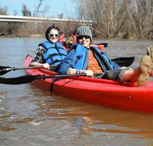 Bayou St John Kayak Rental