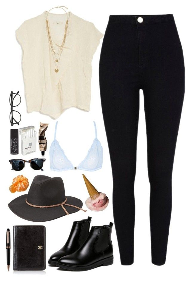 """""""paramore-last hope"""" by paramorebianka ❤ liked on Polyvore featuring River Island, UZI, Topshop, Ray-Ban, Aesop, Dunhill, Charlotte Russe, NARS Cosmetics, Chanel and Montblanc"""