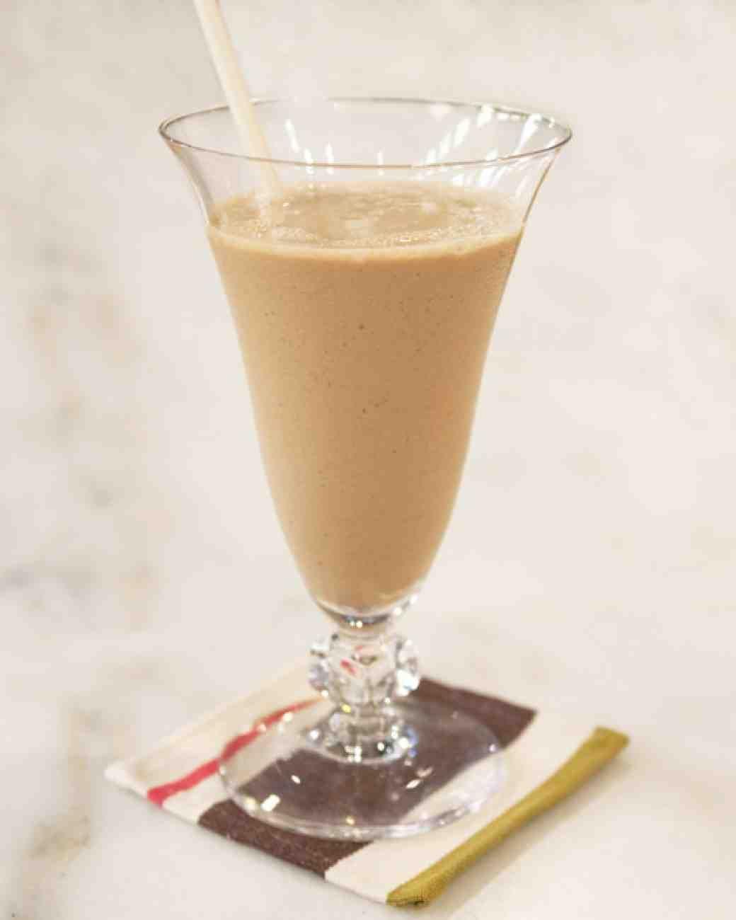 Cappuccino Swirl Milkshake