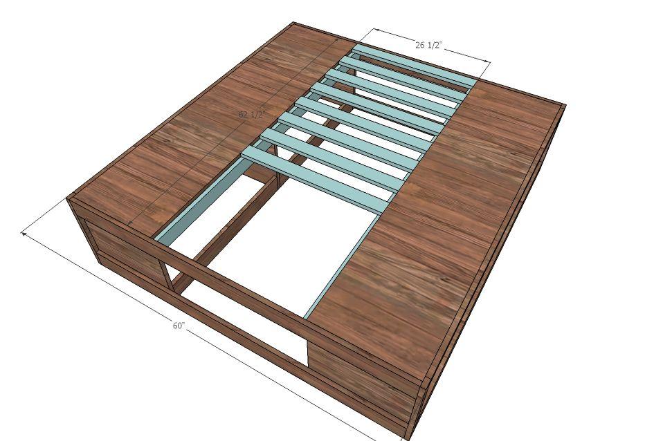 Ana Blanco | Construir un Brandy Trozo de madera de almacenamiento ...