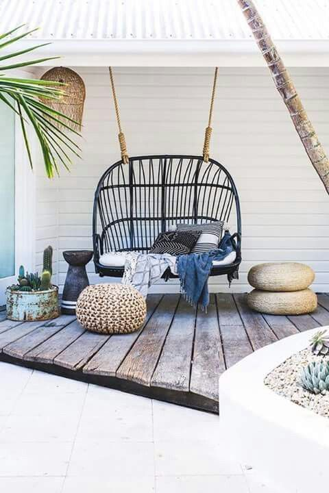 A Bamboo Chair Brings Tropical Heat to Your Home | Girlfriend is Better