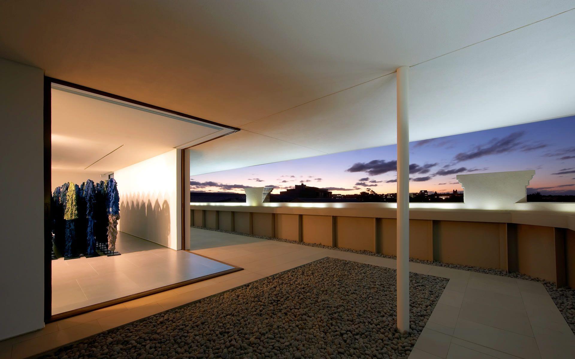 White Rabbit Gallery Sydney Australia Architect Smart