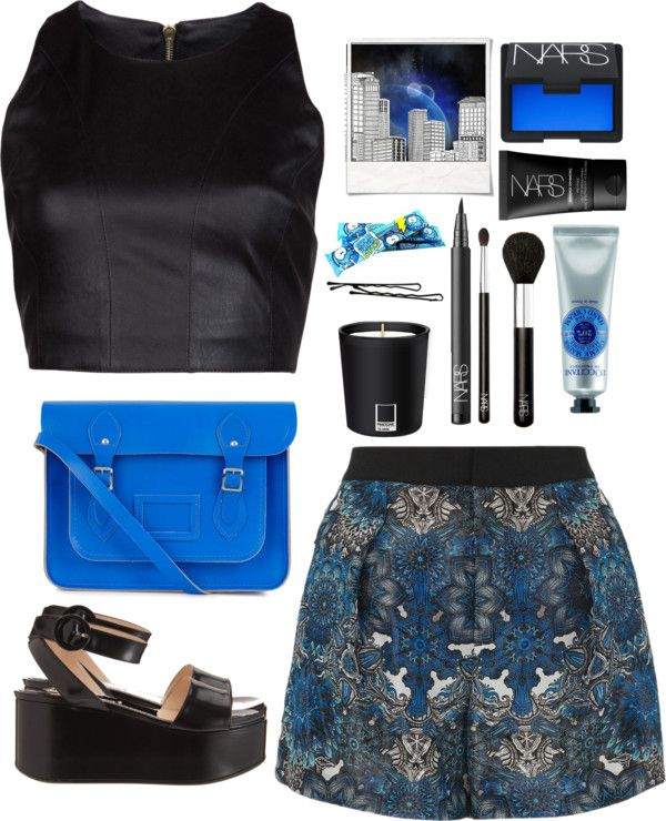 """""""Own the Night"""" by nyasiasto ❤ liked on Polyvore"""