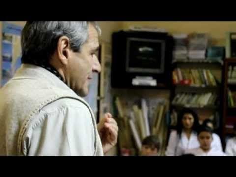 Narración audiovisual realizada con alumnos de quinto grado del Colegio Numen.