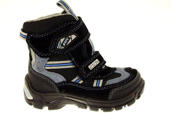 Trzewiki Chlopiece Z Membrana Bartek 31931 Szare Niebieskie Czarne Hiking Boots Boots Winter Boot