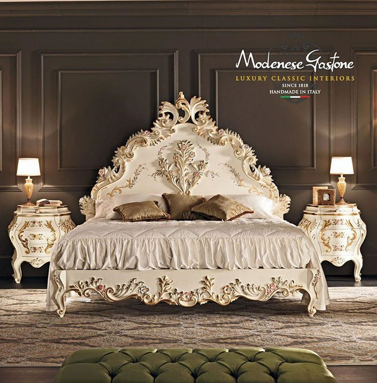 See Your Self Sleeping With This Luxury Bed Made By Modenesegastone
