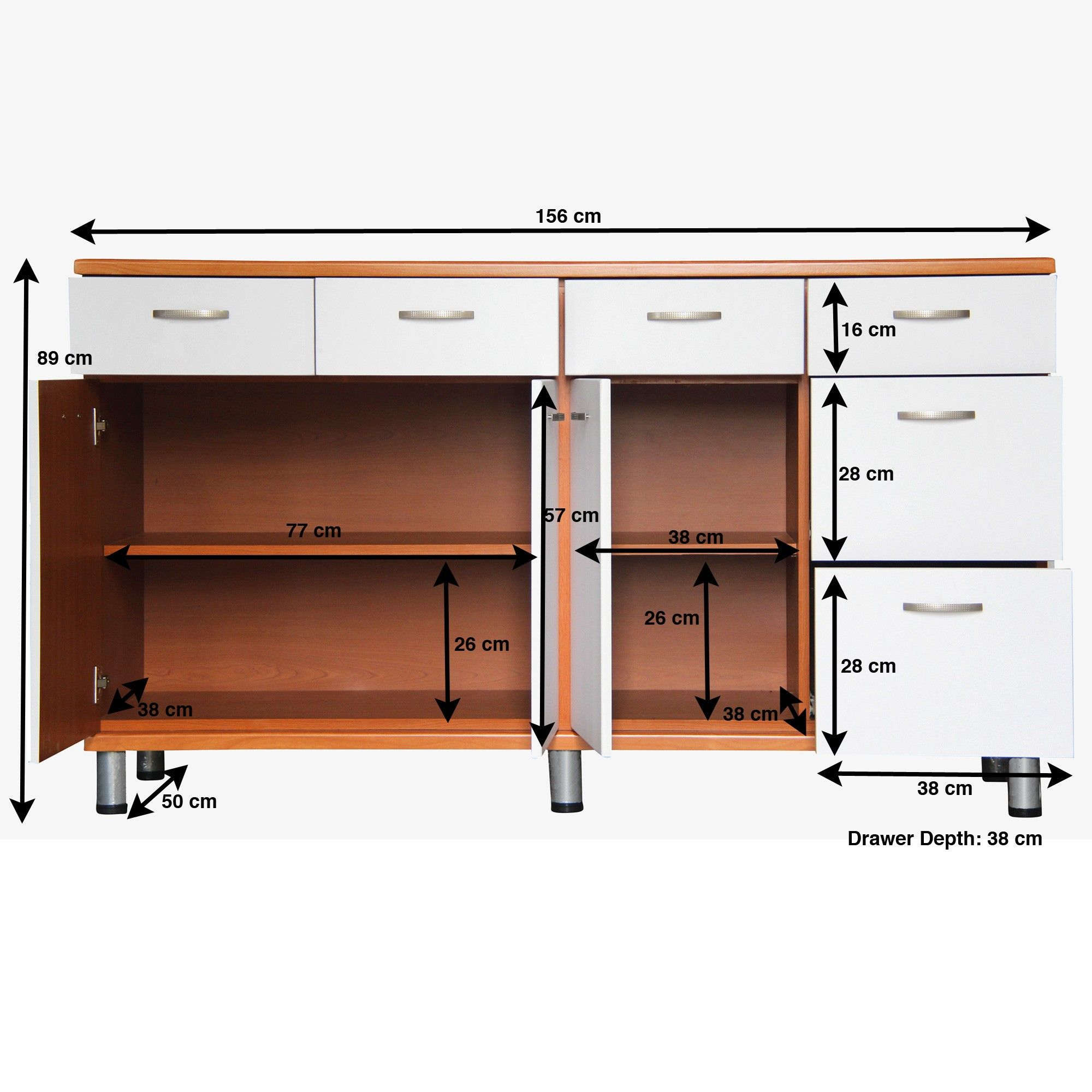 Kitchen 10 Most Outstanding Small Kitchen Cabinet Sizes From Kitchen Cabinets Depth