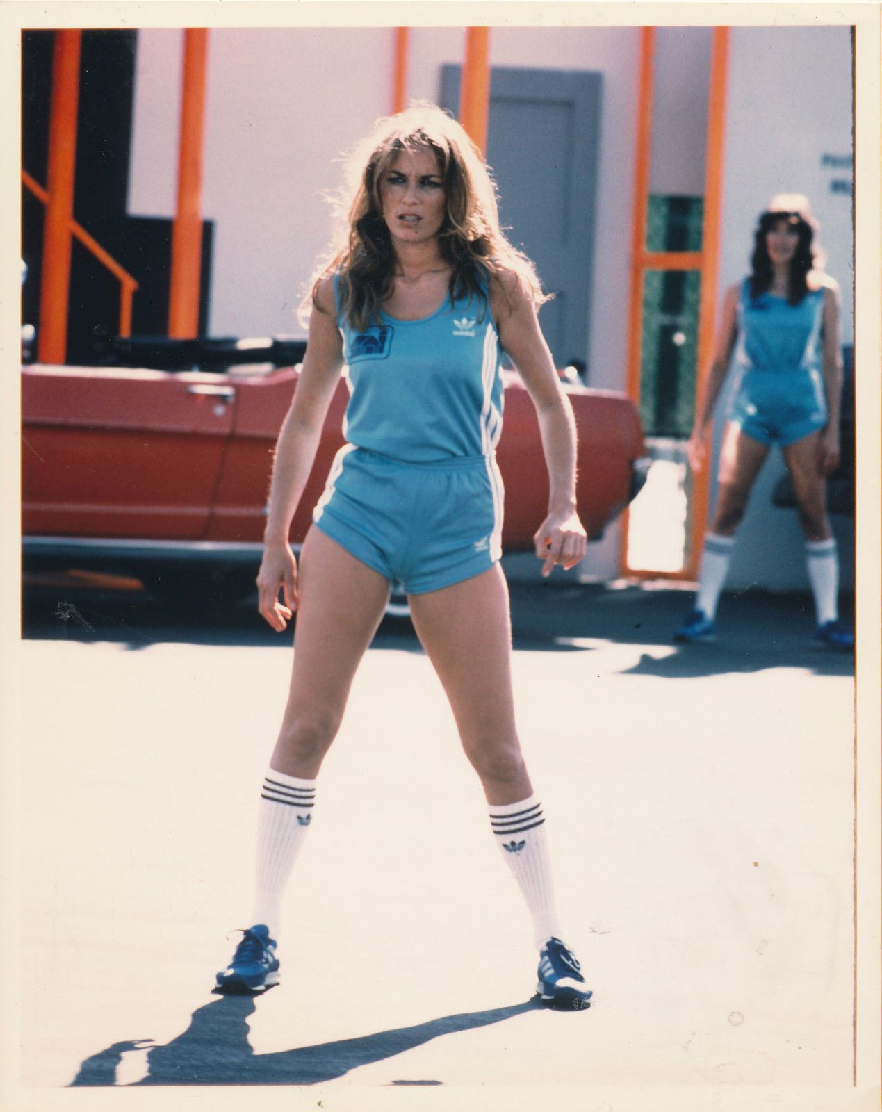 Catherine Bach shorts