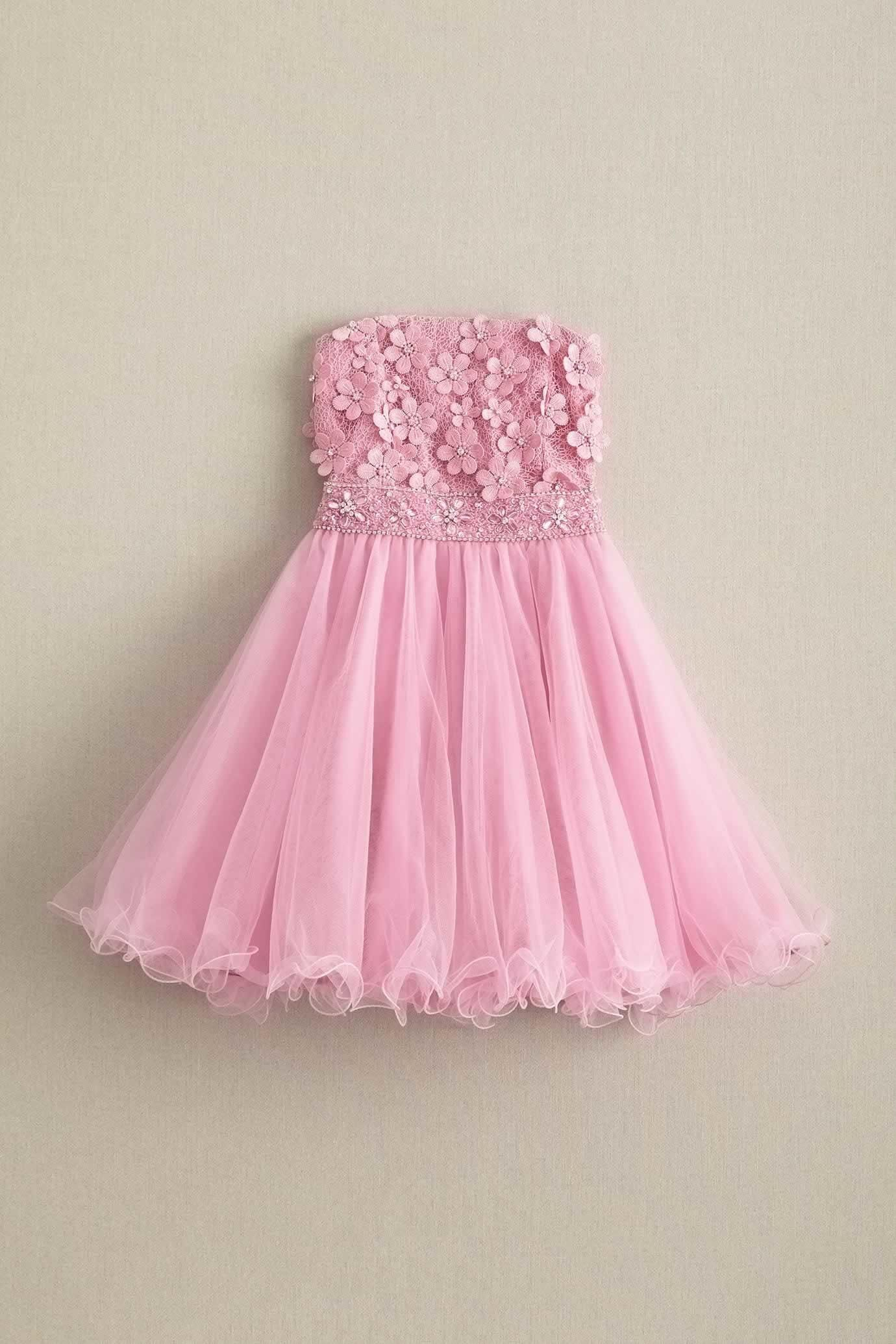c8ae962872497 Girls Pink Blossom Dress | AMG FANCY DRESSES IV | Dresses, Baby girl ...