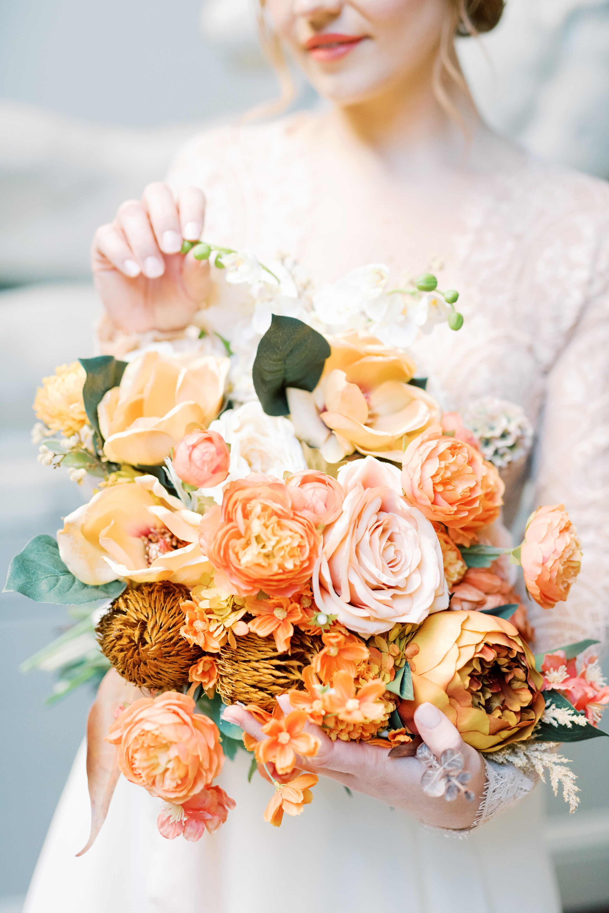 Pennsylvania Academy of Fine Art Wedding Inspiration in