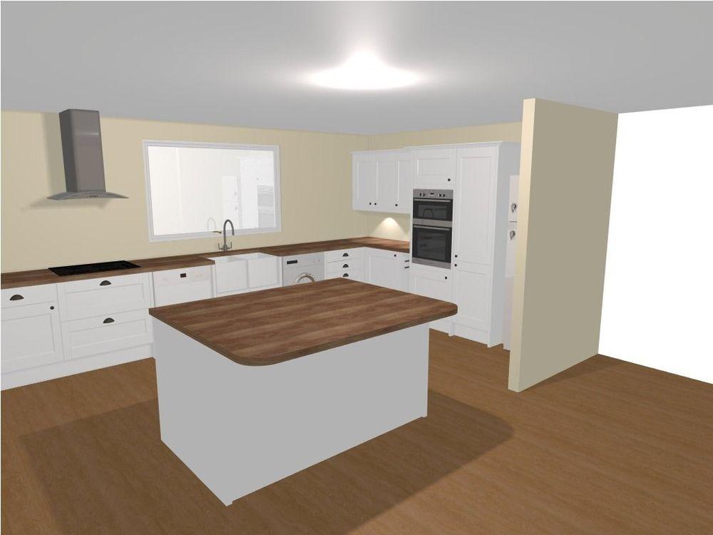 Kitchen Dining Room Knock Through